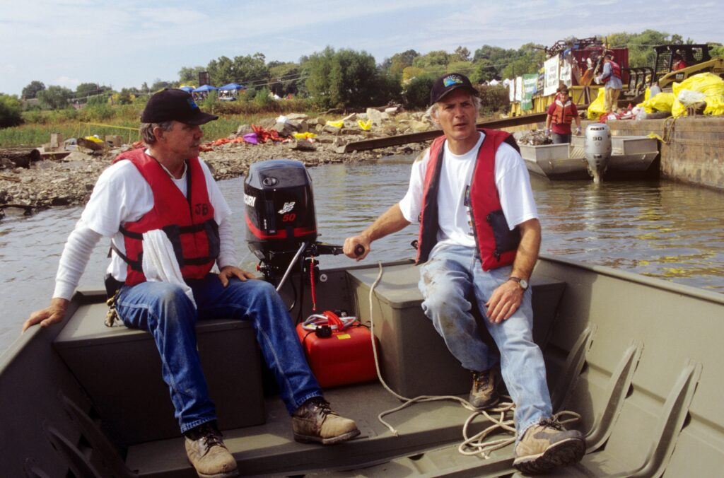 """Missouri River Relief Gets Its First Boat, """"Karp"""""""